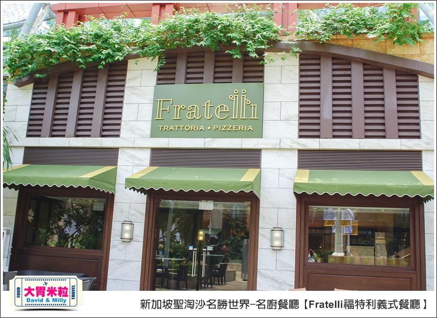 新加坡聖淘沙名勝世界-名廚餐廳@Fratelli福特利義式餐廳@大胃米粒0001.jpg