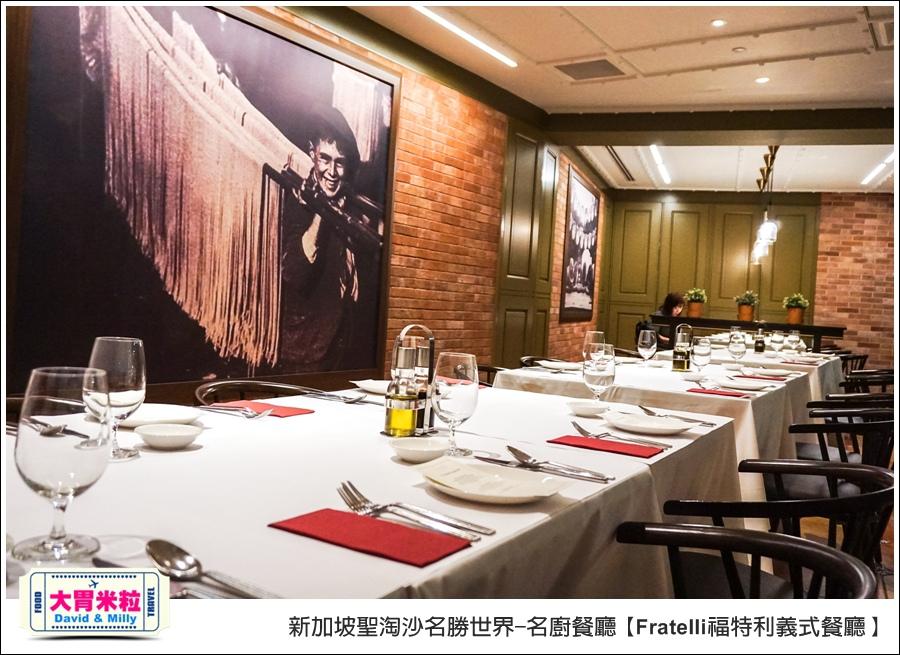 新加坡聖淘沙名勝世界-名廚餐廳@Fratelli福特利義式餐廳@大胃米粒0005.jpg