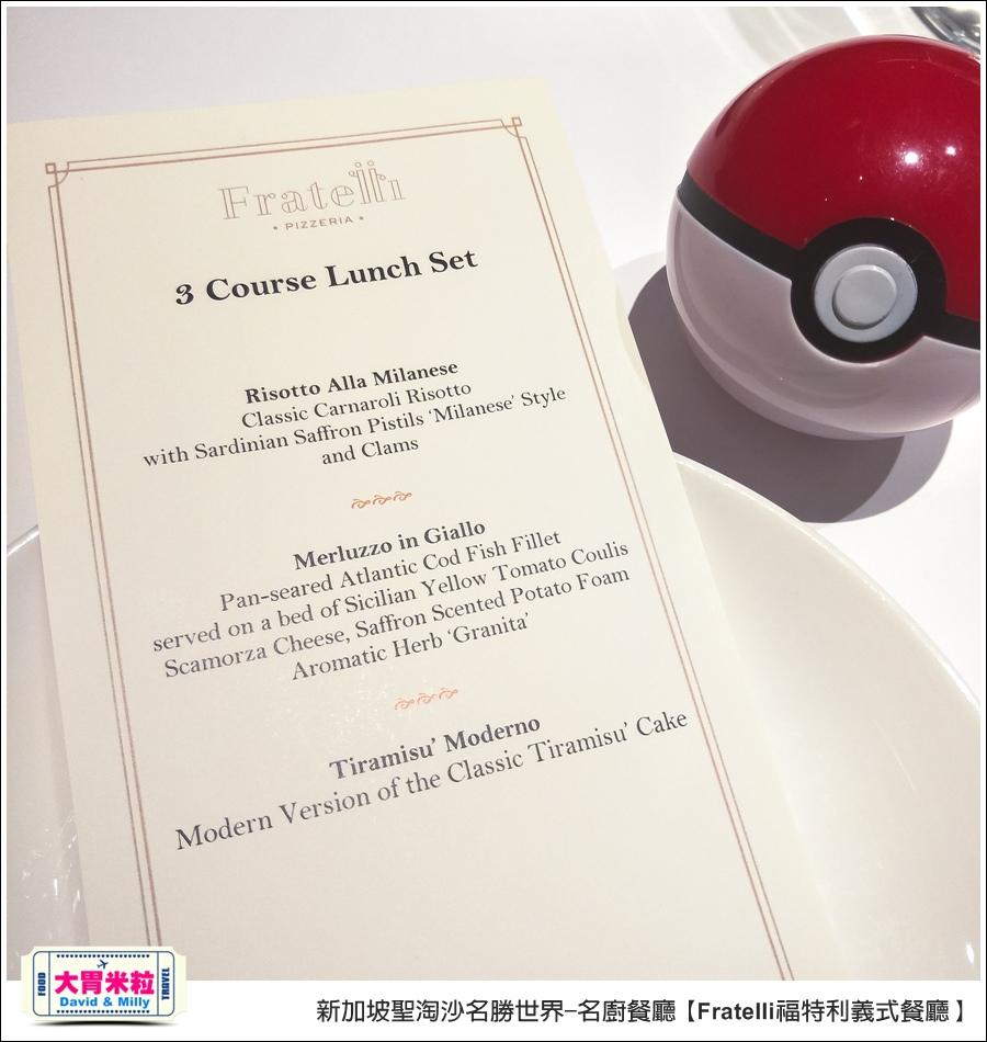 新加坡聖淘沙名勝世界-名廚餐廳@Fratelli福特利義式餐廳@大胃米粒0008.jpg