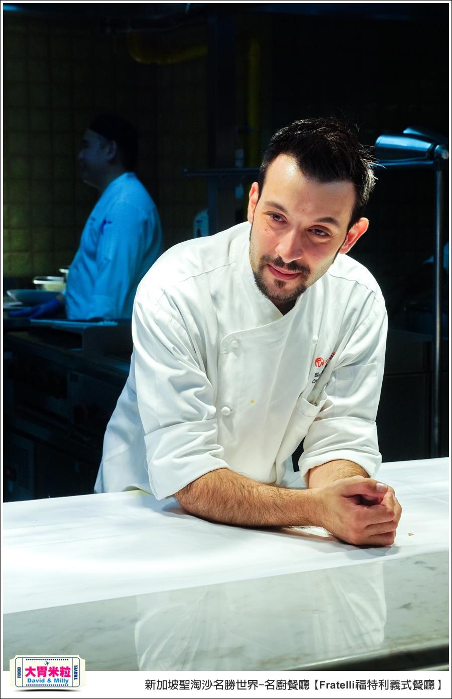 新加坡聖淘沙名勝世界-名廚餐廳@Fratelli福特利義式餐廳@大胃米粒0015.jpg