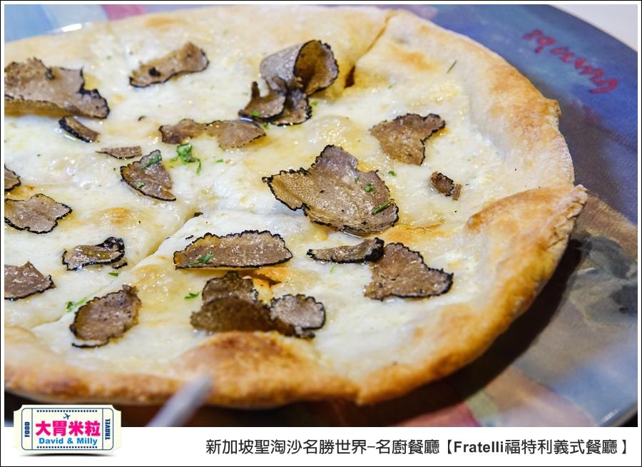 新加坡聖淘沙名勝世界-名廚餐廳@Fratelli福特利義式餐廳@大胃米粒0021.jpg