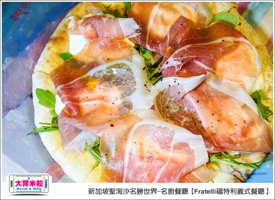 新加坡聖淘沙名勝世界-名廚餐廳@Fratelli福特利義式餐廳@大胃米粒0024.jpg