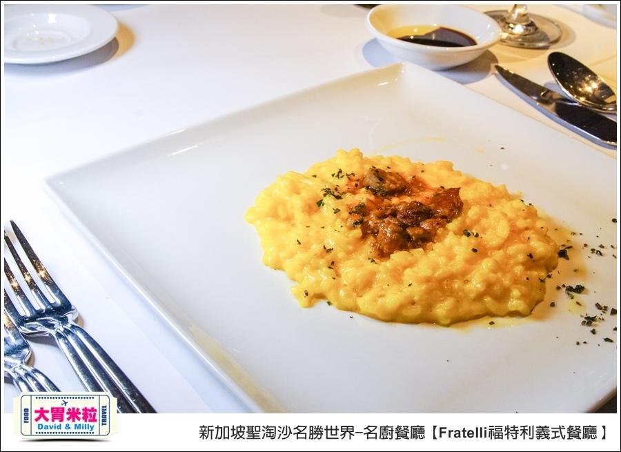 新加坡聖淘沙名勝世界-名廚餐廳@Fratelli福特利義式餐廳@大胃米粒0027.jpg