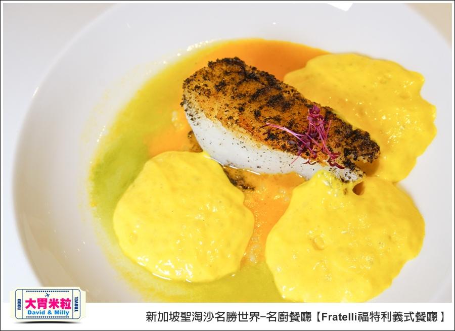 新加坡聖淘沙名勝世界-名廚餐廳@Fratelli福特利義式餐廳@大胃米粒0032.jpg