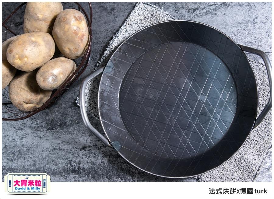 德國turk鍛造鐵鍋開鍋-法式烘餅食譜@大胃米粒_011.jpg