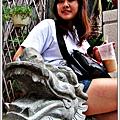 12生肖石椅-擺個pose 拍照