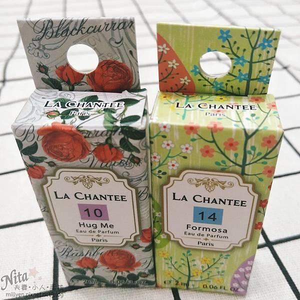法國香水LA CHANTEE香水10Hug Me 真愛擁抱14 Formosa 福爾摩沙1.jpg