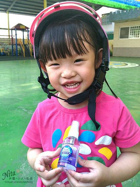 育兒用品推薦CleanSmart捷可淨抗菌噴霧☂對抗流感/腸病毒/諾羅病毒,守護小孩健康