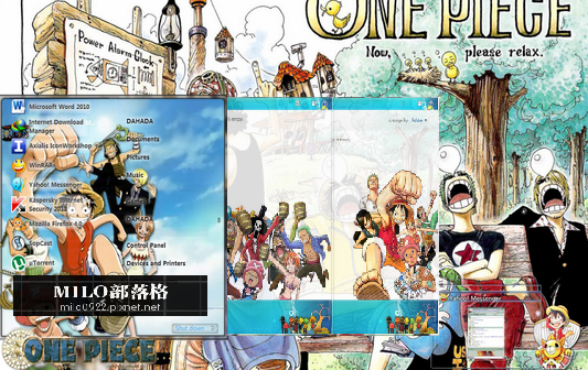 One Piece (other versions )