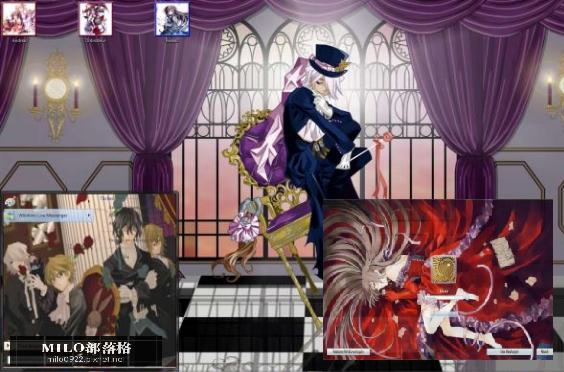 Pandora Hearts V2