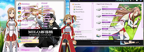 Sword Art Online v4 Asuna Kurito