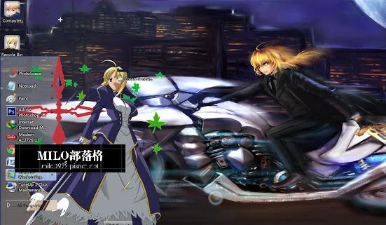 Fate Zero v1 Saber
