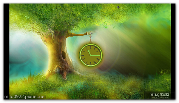 MagicTree Clock      MILO BLOG__011_11h14m55s