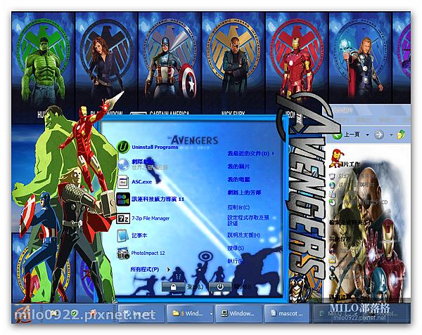 The Avengers 復仇者聯盟V1 By MILO BLOG   milo0922.pixnet.net_20h16m54s