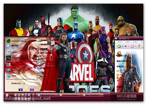 The Avengers V4 By MILO BLOG   _Thor  milo0922.pixnet.net_20h27m22s