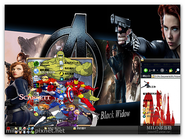 The Avengers V6 By MILO BLOG   _Black Widow  milo0922.pixnet.net_15h47m36s