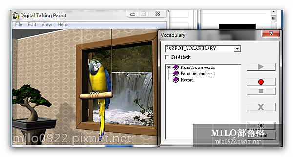 Digital Talking Parrot   milo0922.pixnet.net__015_