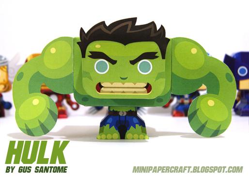 Hulk_by_Gus_Santome