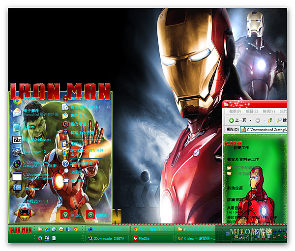 The Avengers V10 By MILO BLOG  _IronMan   milo0922.pixnet.net__001_00210