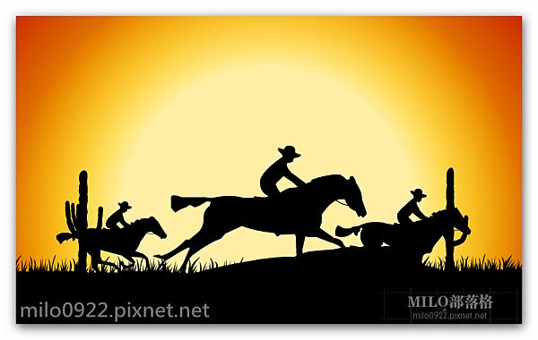 西部奔跑牛仔 Cowboys  milo0922.pixnet.net__022_