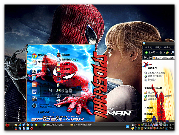 SpiderMan V2  By MILO BLOG    milo0922.pixnet.net__002_00211