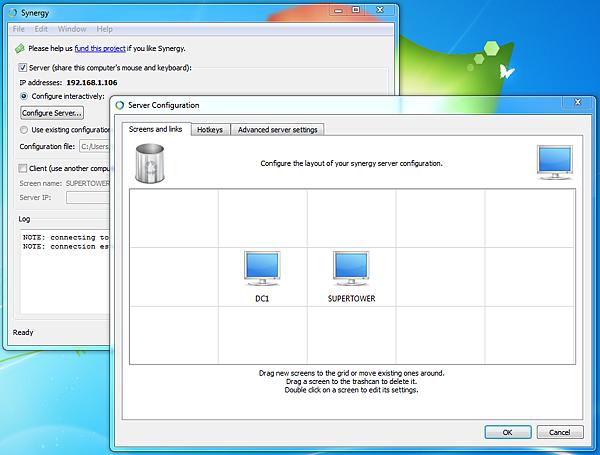 Synergy_ServerConfiguration