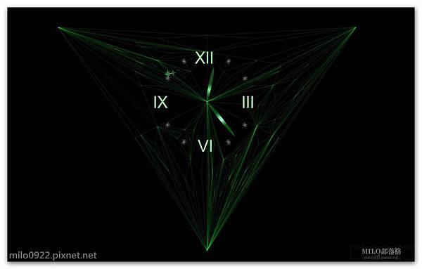 Emerald Clock milo0922.pixnet.net__009_