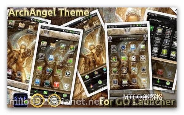 ArchAngel GO Launcher  milo0922.pixnet.net__009_00244
