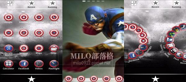 Captain America  GO.  milo0922.pixnet