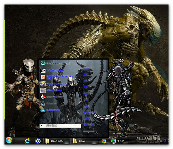 Alien vs Predator    milo0922.pixnet.net__005_