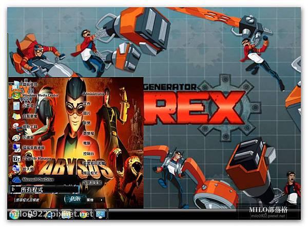 Generacion Rex By Unko2012           milo0922.pixnet.net_2014.03.01_17h32m31s_006_
