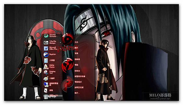 Full Itachi Black Red   milo0922.pixnet.net__002__002