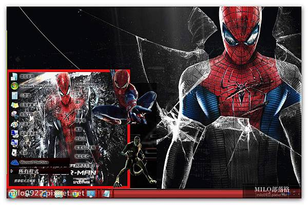 The Amazing Spiderman By Unko2012        milo0922.pixnet.net_2014.03.01_16h08m30s_026_