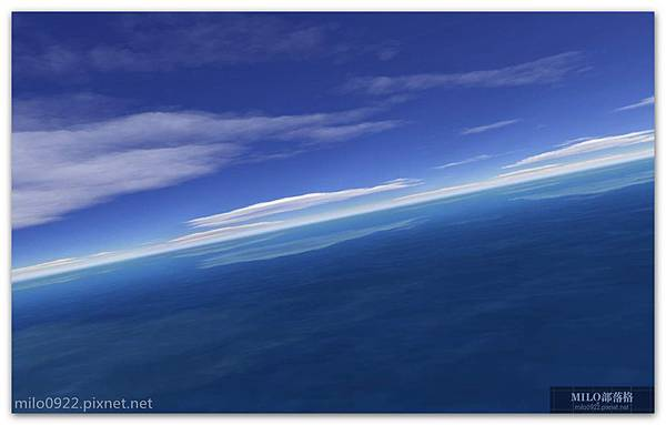 海面飛行屏保下載milo0922.pixnet.net__041_Flight over sea