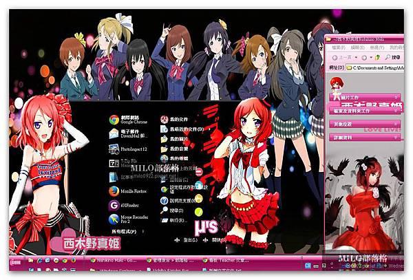 Love Live  V6  By MILO BLOG  Nishikino Maki milo0922.pixnet.net__013_00524