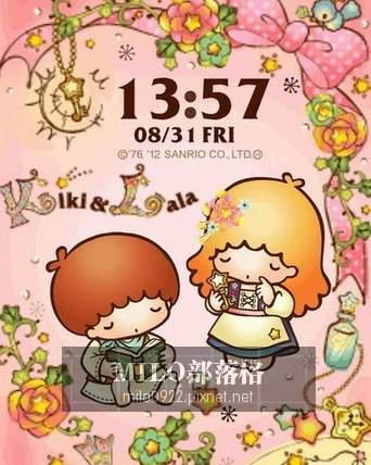 KIKIRARA - 童話森林 milo0922.pixnet