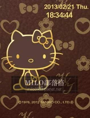 KITTY Coffee milo0922.pixnet