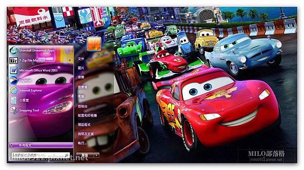 動漫紫色跑車  CARS  w  milo0922.pixnet.net__043__043
