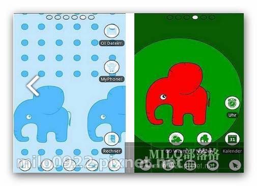 GO桌面主題大象 milo0922.pixnet.net__159_00886