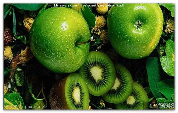 Fruit 水果幻燈片 milo0922.pixnet.net__007_fmScreenSaverMain_007