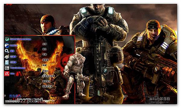 Gears of Wars 3 By.woker  milo0922.pixnet.net__004__004