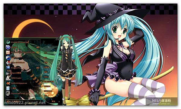 MikuHalloween2014 by and  milo0922.pixnet.net__030__030