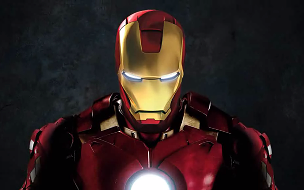 Ironman3333_鋼鐵人螢幕保護