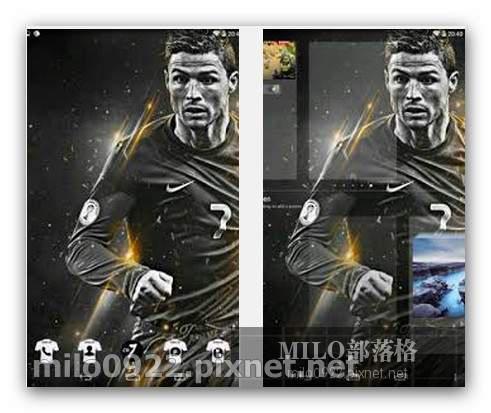GO Ronaldo 足球明星 GO Launcher  milo0922.pixnet.net__002_01646