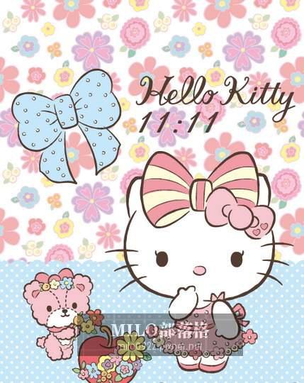 KITTY2動態桌布  milo0922.pixnet