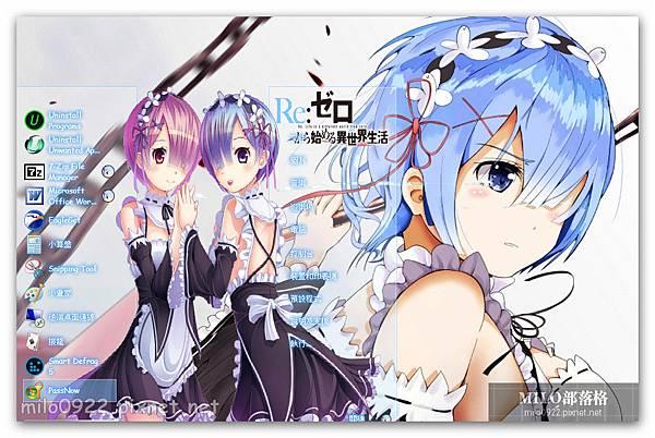 Re_Zero_Rem_Ram by an  milo0922.pixnet.net__004__004