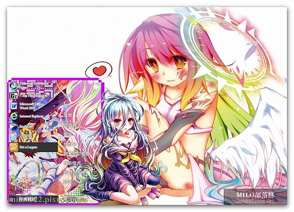 No Game No Life by Irs  milo0922.pixnet.net__048__048