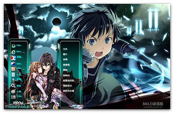 Sword Art Online. By.Die   milo0922.pixnet.net__004__004