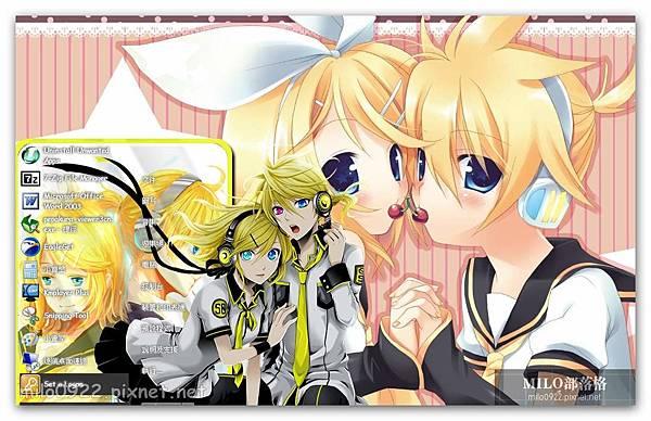 Kagamine Twins By Irsyada  milo0922.pixnet.net__017__017