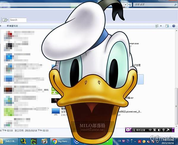 唐老鴨Donald_D
